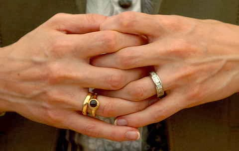 of and letizia the rings