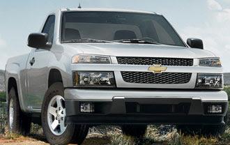 Chevrolet's all new Colorado