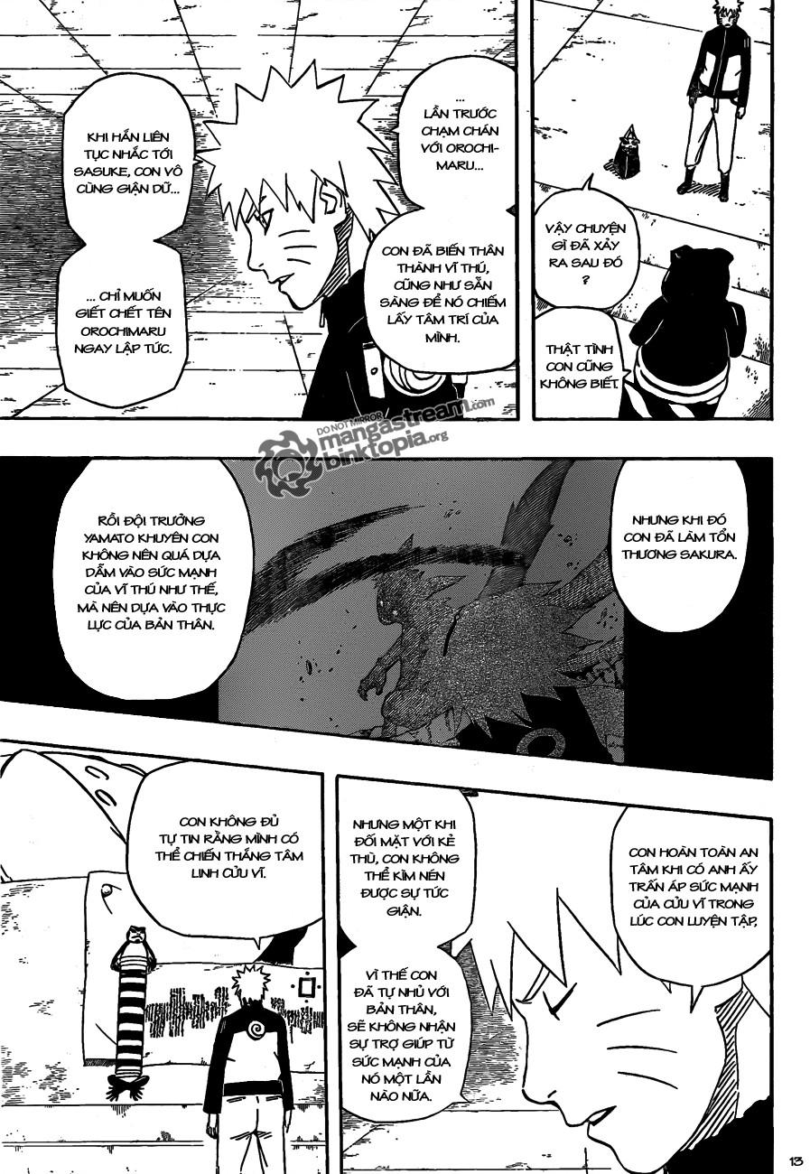 Naruto chap 490 Trang 13 - Mangak.info