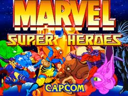 Marvel Super Heroes – Jogo de luta