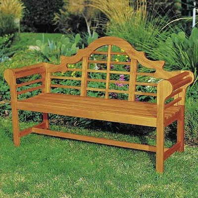 Wooden Garden Furniture Bench Modern House Plans Designs 2014