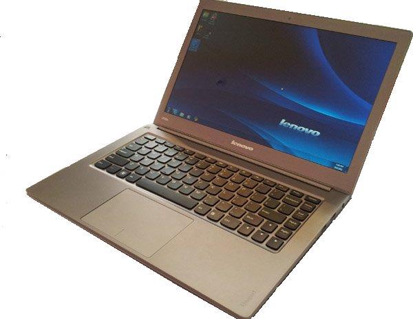 Información de notebooks y ultrabook: Lenovo IdeaPad U300s