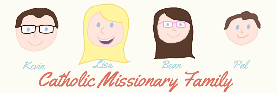 Catholic Missionary Family