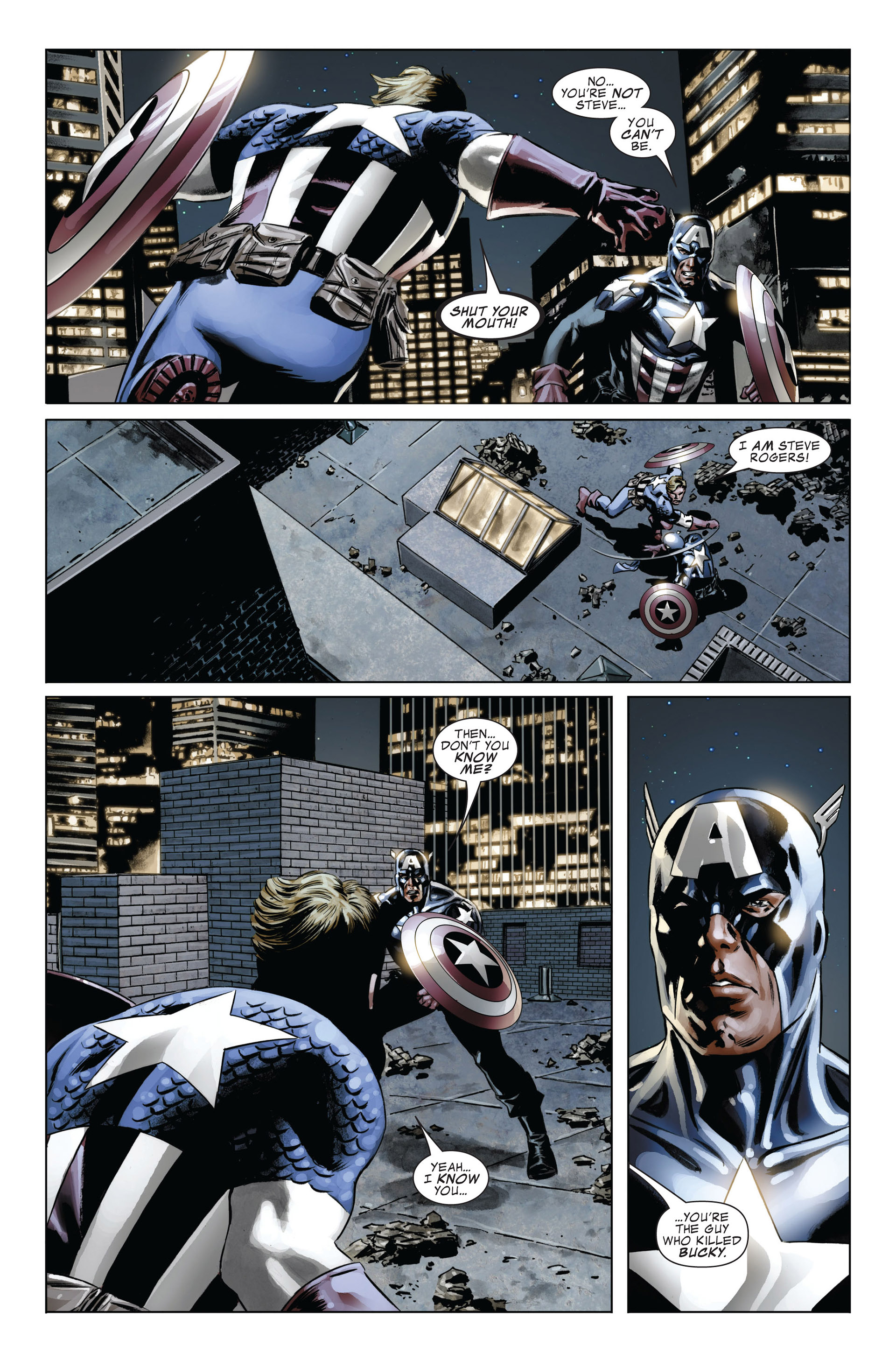 Captain America (2005) Issue #40 #40 - English 15