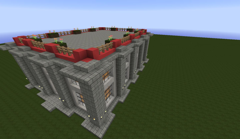 The Minecraft Times: Modern Shop Minecraft Schematic on