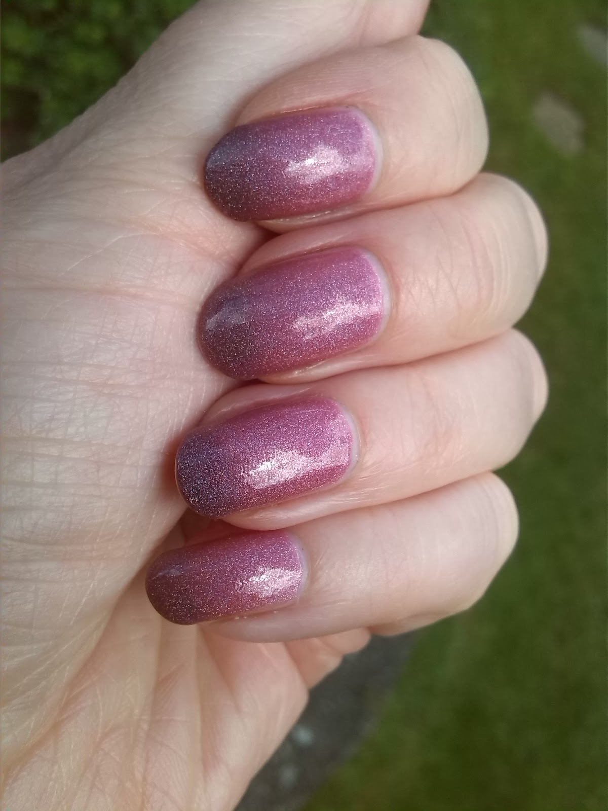 Liquid Sky Lacquer Are you a Good Witch?