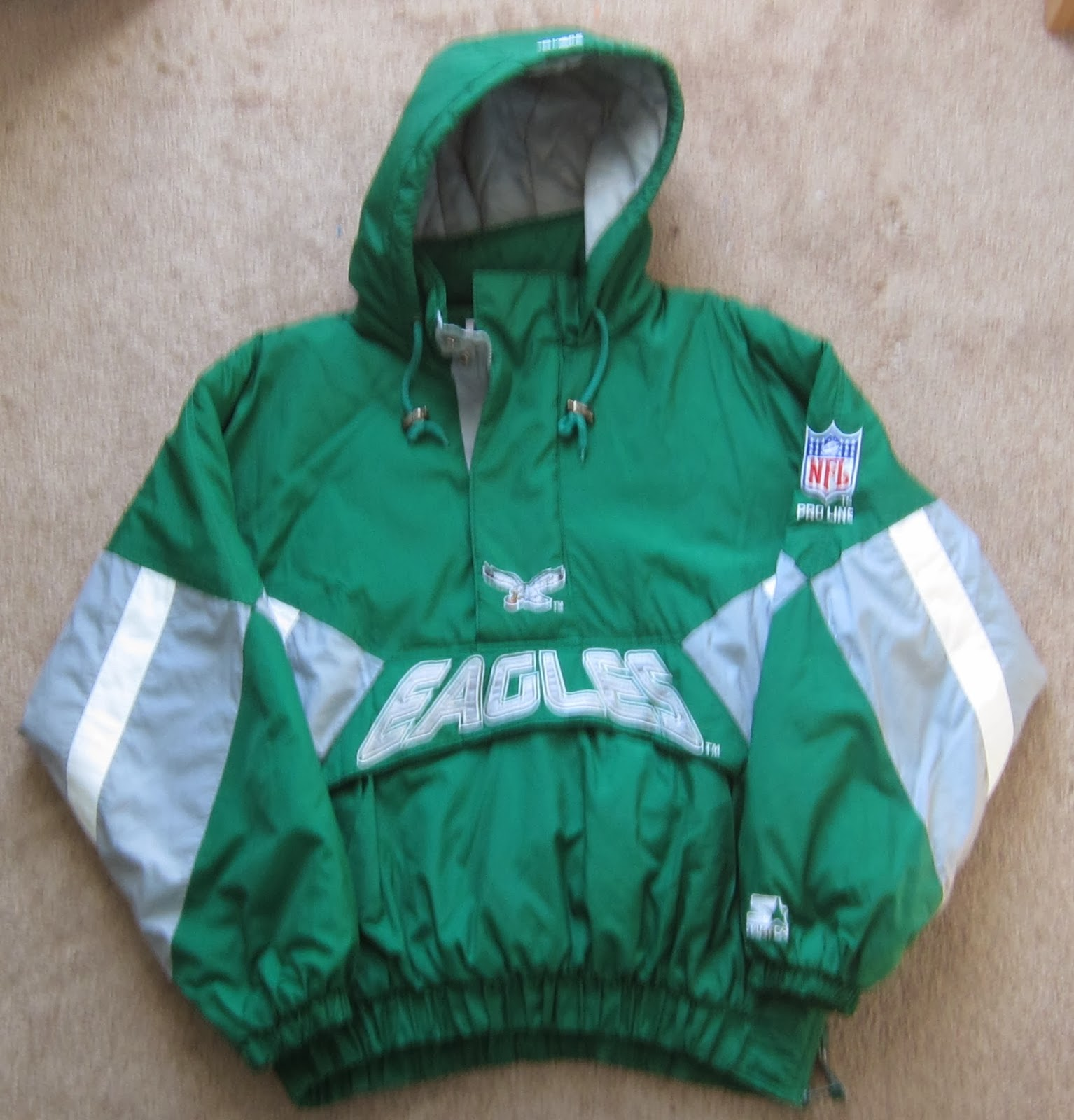 Eagles Starter Jacket Photo Album Best Fashion Trends