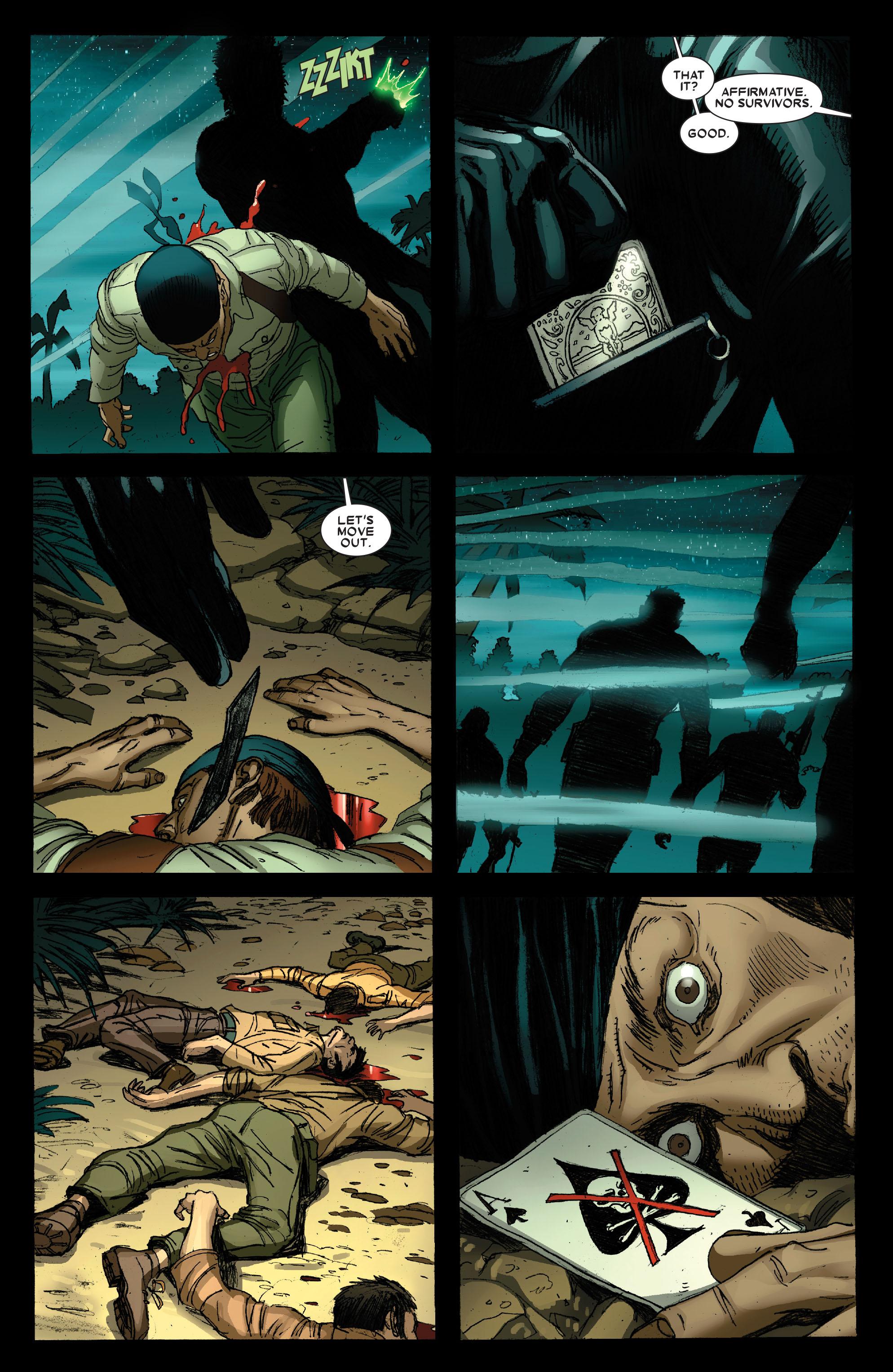 Wolverine: Weapon X #1 #16 - English 10