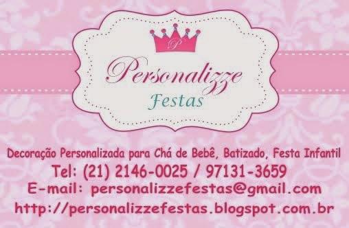 Personalizze Festas