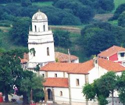 La catedral de los vaqueiros