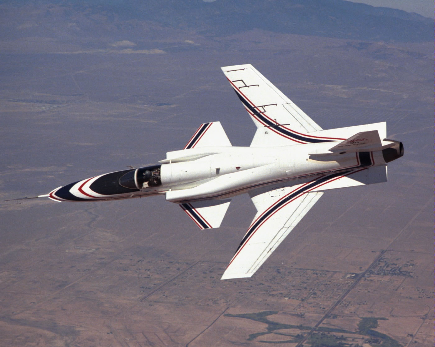 nasa fighter aircraft - photo #29