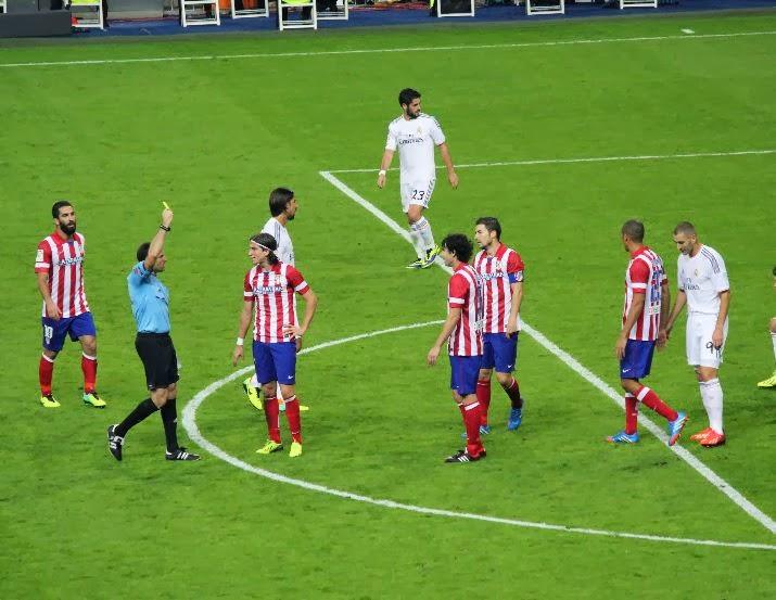Real Madrid vs Atletico Madrid Semifinal Copa del Rey