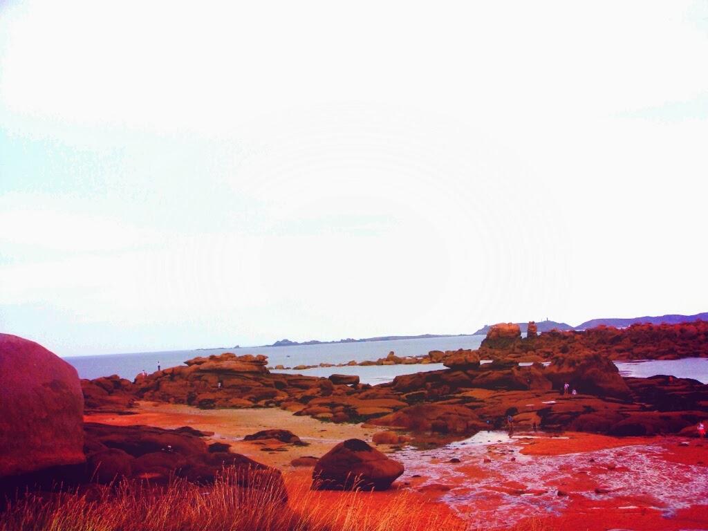 Pink Granite Coast, Bretagne