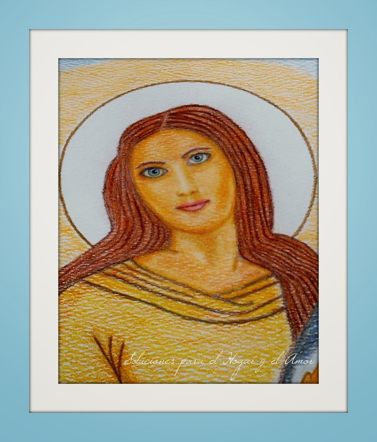 Mis Lápices y Dibujos, Asunción de María, Iconografía Religiosa