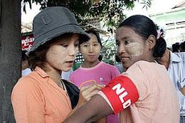 Free Political Prisoners in Burma