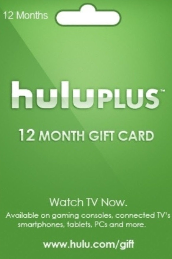Get Hulu (similar to Netflix if you're unaware!) for potentially less than $2 per month! (~80% off) Also, cheap Showtime!