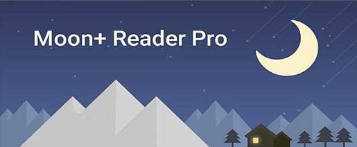 Moon+ Reader Pro v3.2.0 Apk Full