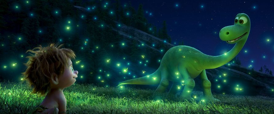 The Good Dinosaur Screenshot