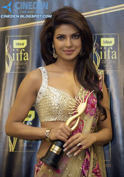 Priyanka Chopra at International Indian Film Academy IIFA Awards 2009