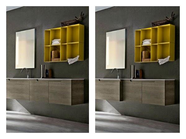 Consigli per la casa e l' arredamento: come arredare un bagno ...