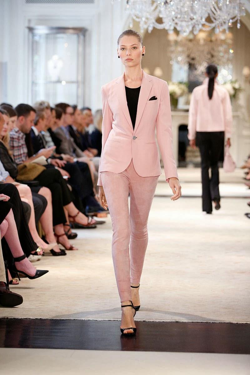 Moda atomica: El traje sastre Chicas! Trend 2013 - 2014