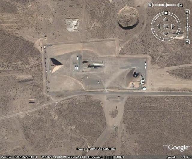 CIA Ungkap Misteri Area 51