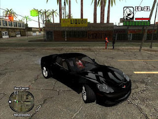 vehicle in GTA San Andreas