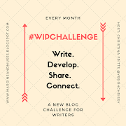 #WIPCHALLENGE coming this January