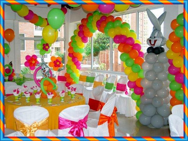 Decoraciones infantiles decoraci n de fiestas infantiles for Decoracion de fiestas