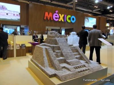 Mexico en Fitur