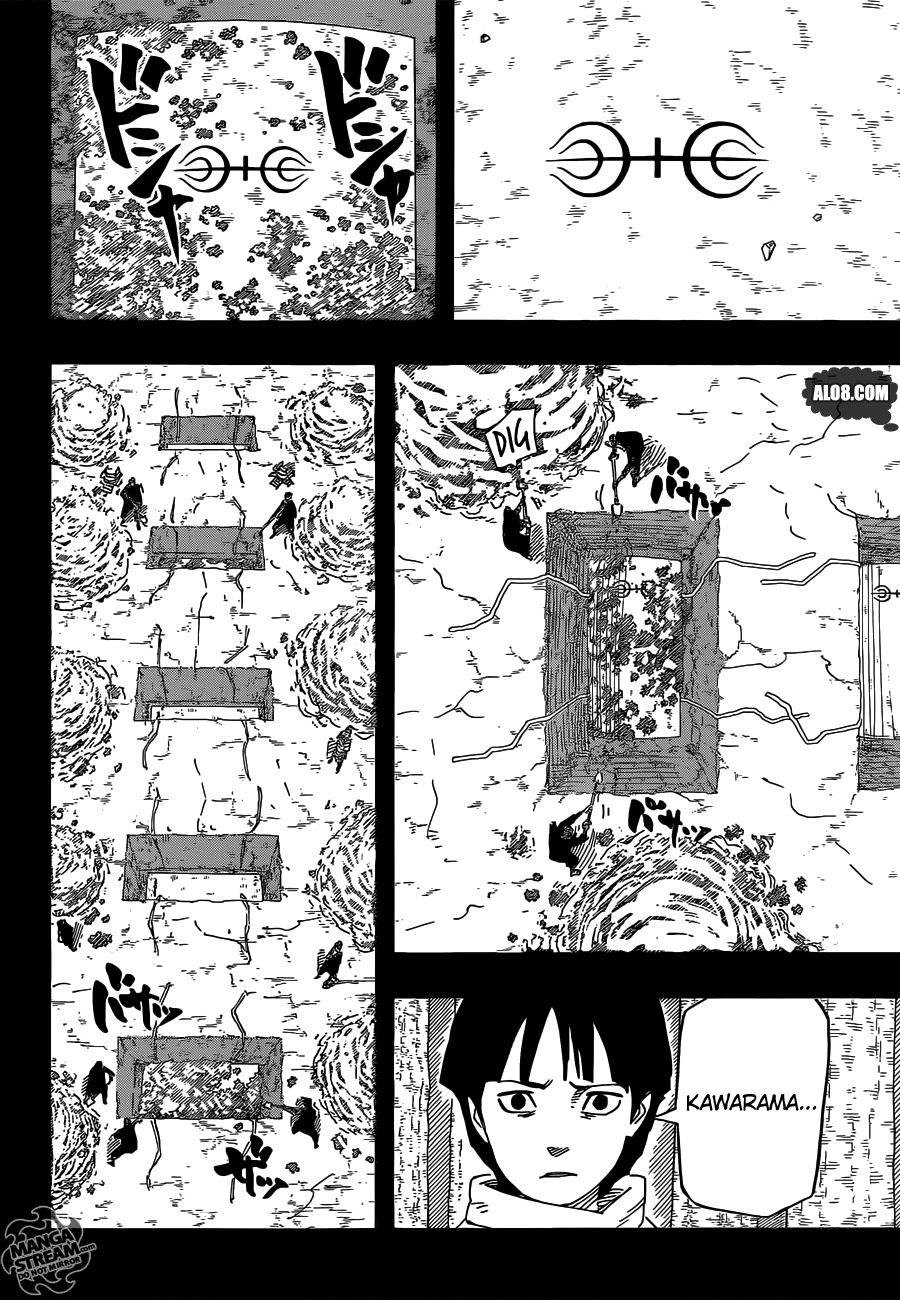 Naruto chap 622 Trang 6 - Mangak.info