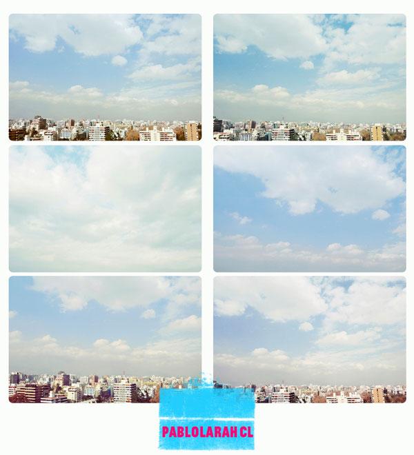 Clouds, Santiago, Chile, Pablo Lara H,pablolarah