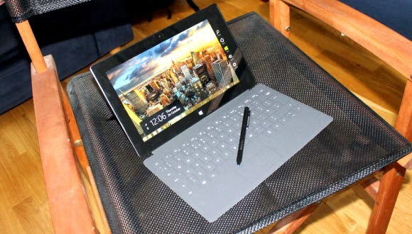 Surface Pro, Surface Pro 2 and Surface Pro 3