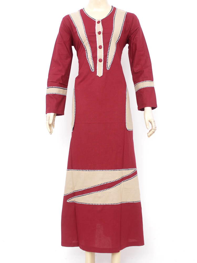 Gamis Muslimah Asyraff Gm1616 Busana Muslim Baju