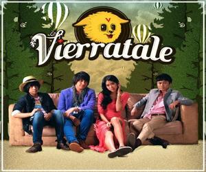 Chord Gitar Vierratale - Cantik