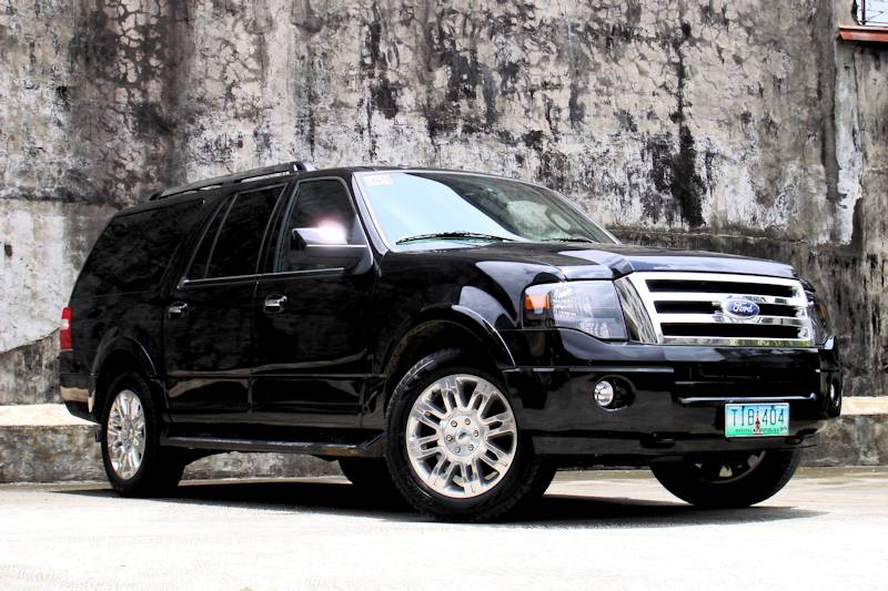 Review 2013 Ford Expedition El Limited Philippine Car