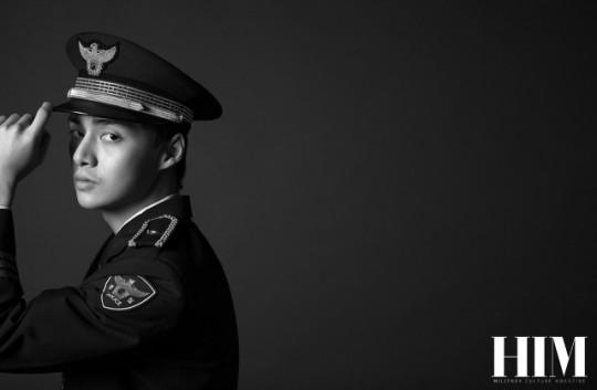 kim joon korean police