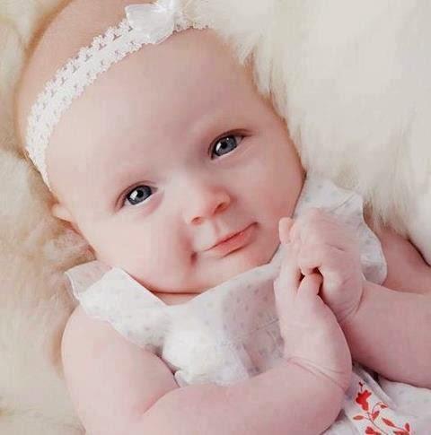 Foto Anak Bayi Yang Paling Lucu