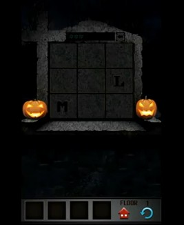 100 Floors Seasons Halloween walkthrough.
