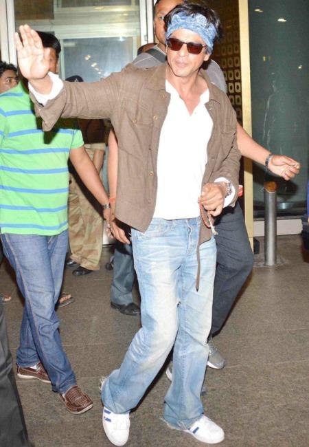 Shahrukh Khan Berzikir [2]