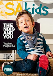 As seen in SA Kids Magazine!