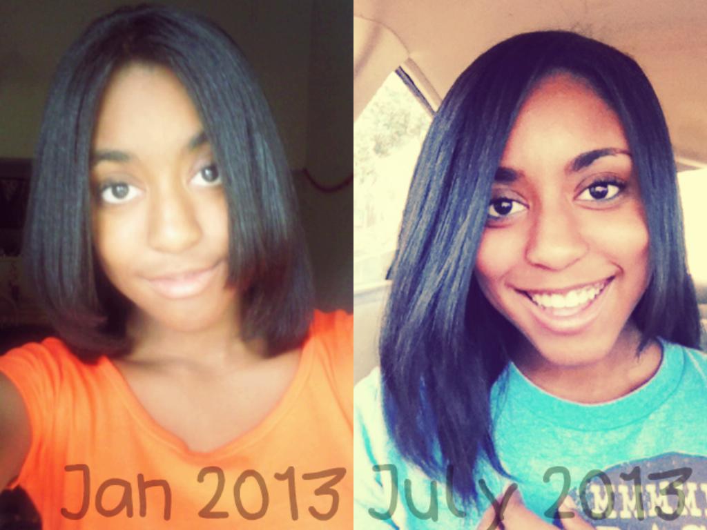 Hair Story Feature Meet Deja Just Grow Already