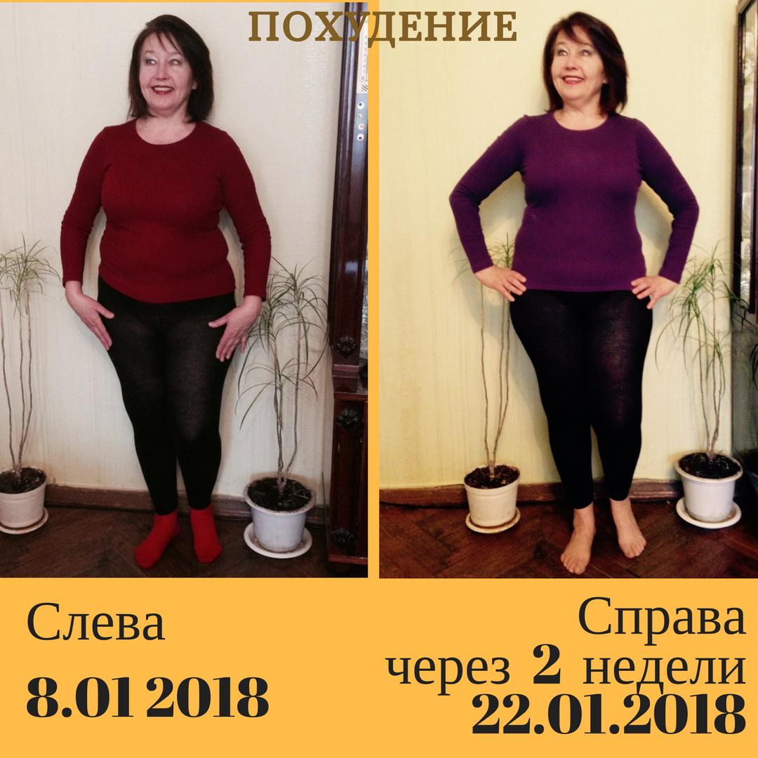 Как похудеть на 1 кг за час