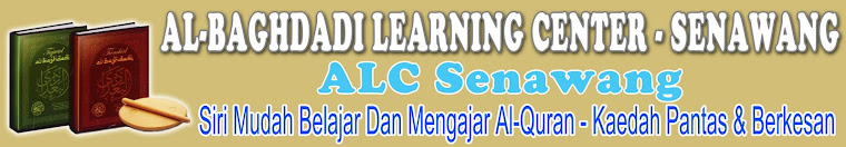 AL-BAGHDADI LEARNING CENTER SENAWANG (ALC Senawang)