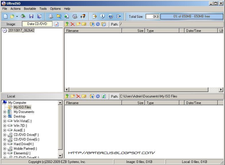 наблюдается выпячивание запись файлов на диск с помощью ультра исо ходе