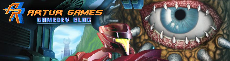 Artur Games gamedev blog