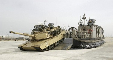 10 Kendaraan Militer Paling di Dunia: Landing Craft Air Cushion (LCAC)