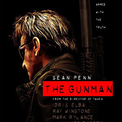 Poster The Gunman 2015
