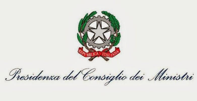 Patrocinio Presidenza del Consiglio