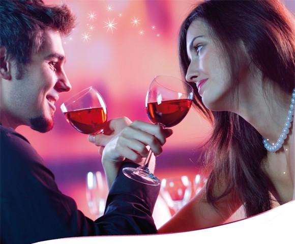 business de la Saint Valentin